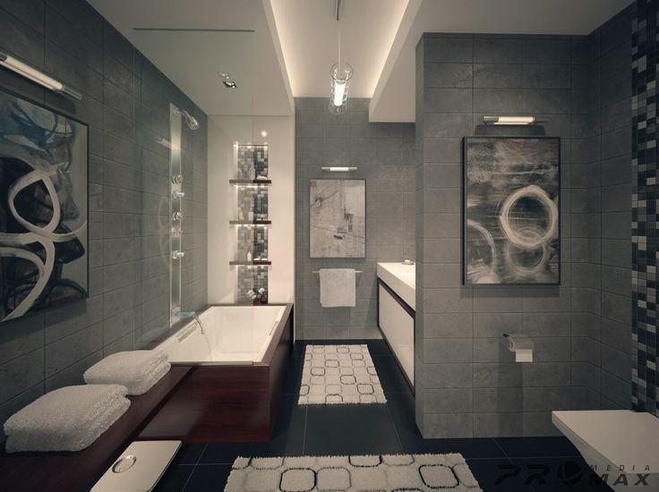 Modern Apartment Bathroom Bathroom Designs Pinterest Apartments Modern