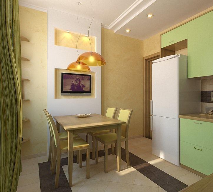 Кухня фисташкового цвета фото: дизайн интерьера, фасады фисташковых тонов, стены, с чем сочетать в интерьере