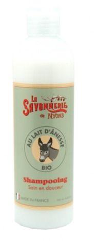 Biologische Ezelinnenmelk shampoo