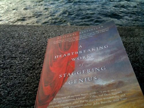 Heartbreaking Work of Staggering Genius by Dave Eggers    Witty Autobiography that is both enjoyable and moving