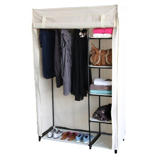dunelm wardrobe storage solution