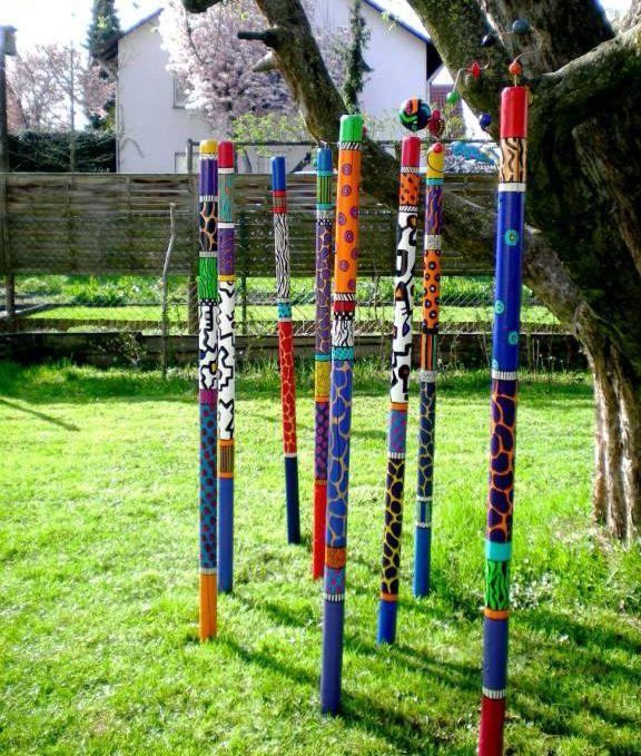 Kunst Im Garten Aus Holz Ostseesuchecom
