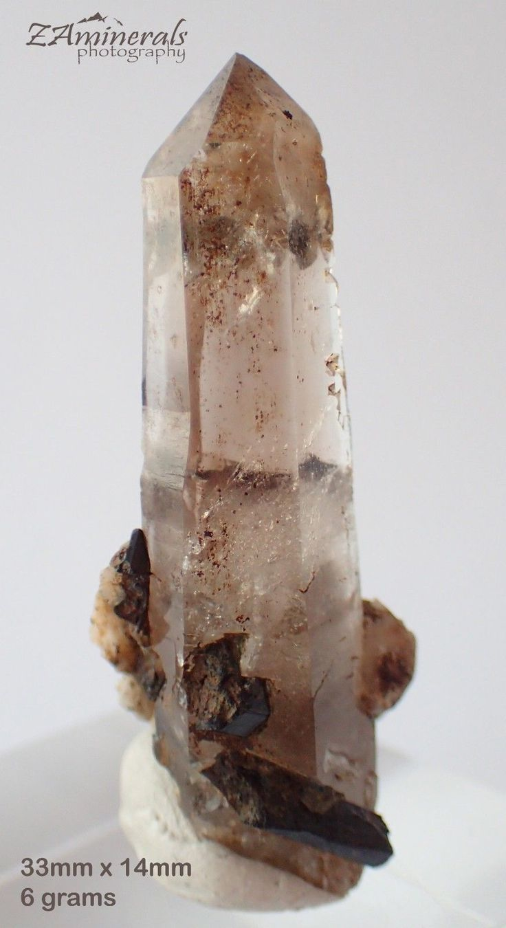Aegirine Smoky Quartz Feldspar Malawi Zomba RE20 | eBay