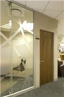 Jumbo Fixed Drywall Partitions Trucore Timber Doors