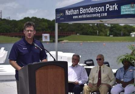 Sarasota County to host 2016 Rio Olympics rowing time trials at Nathan Benderson Park | HeraldTribune.com