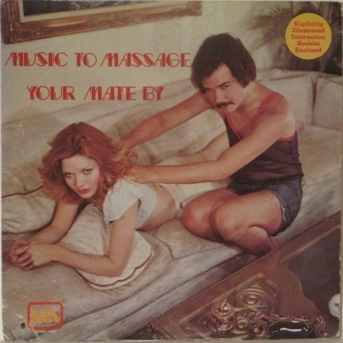 Looks like Drew Barrymore and Burt Reynolds.  Which makes it only a bit more creepy.