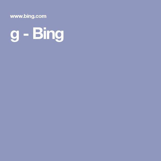 g - Bing