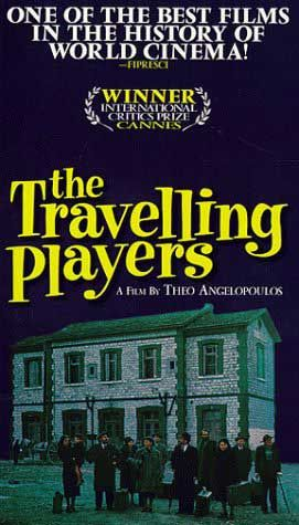 The Travelling Players by Theo Angelopoulos