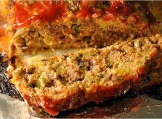 No joke.  The BEST meatloaf recipe on the planet!  Tyler Florence's Dad's Meatloaf!