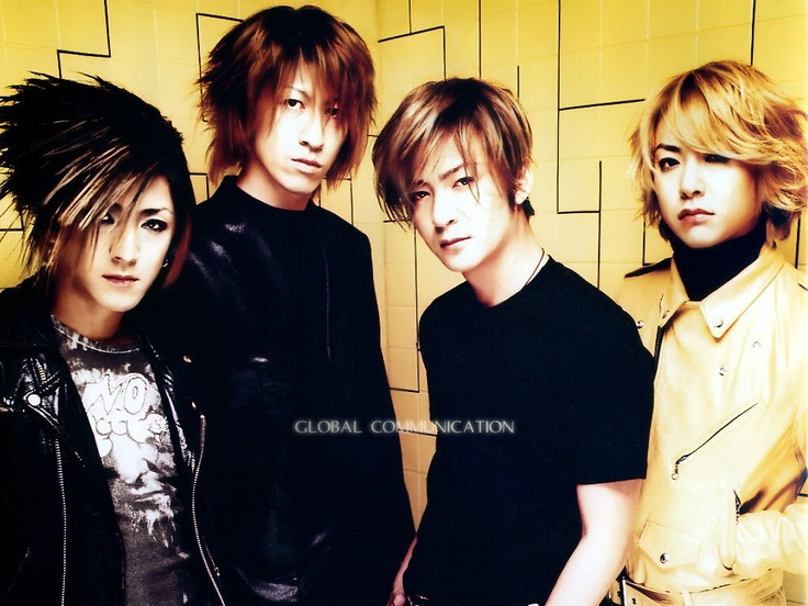 Glay (my favorite Japanese band)