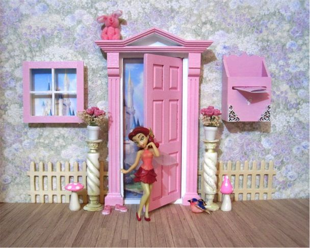 62 best opening fairy doors images on pinterest fairy for The little fairy door company