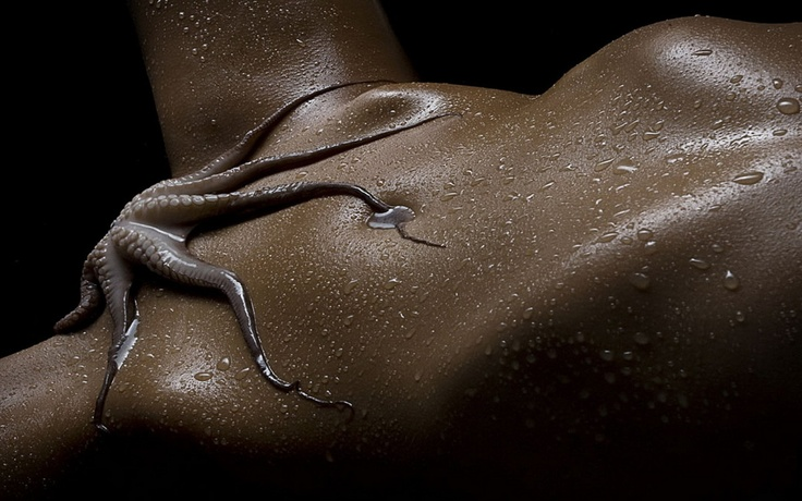 .: Erotic, Girls, Sexy, Art, Tentacle, Posts, Octopuses, Photography