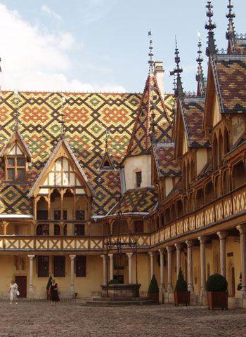 Dijon, Région Bourgogne