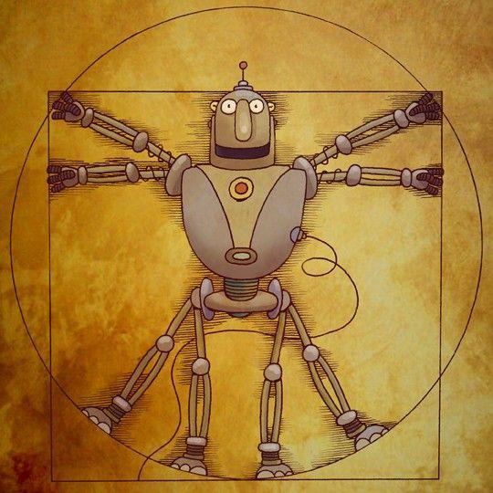 Vitruvianbot