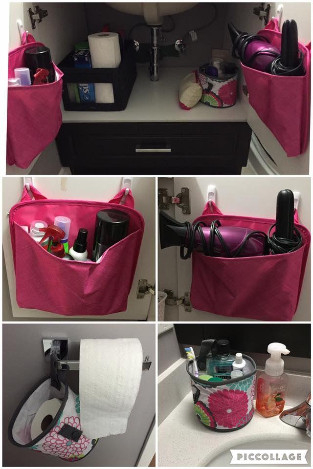 Thirty-One Bathroom Organization  www.mythirtyone.com/tarakersh