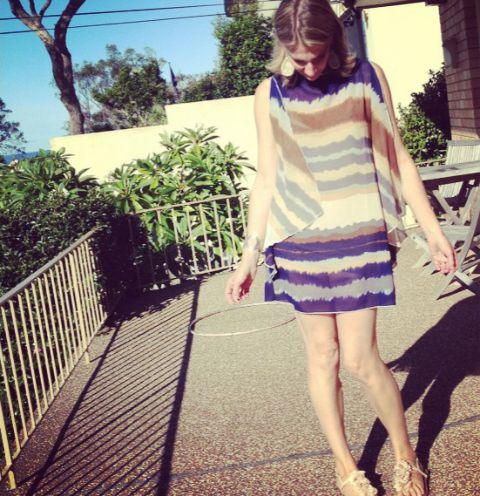 SY reader Michelle unlocks her style