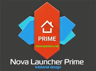 APK BARU: Nova Launcher Prime v4.0 Apk