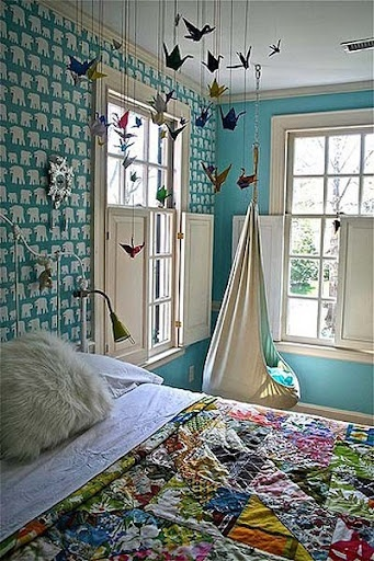 #dormitorio #colcha de retazos #ideas #decoracion #hogar