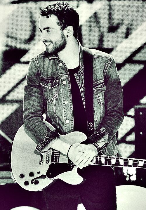 Taylor York  Why does he have to be so stunning and talented?
