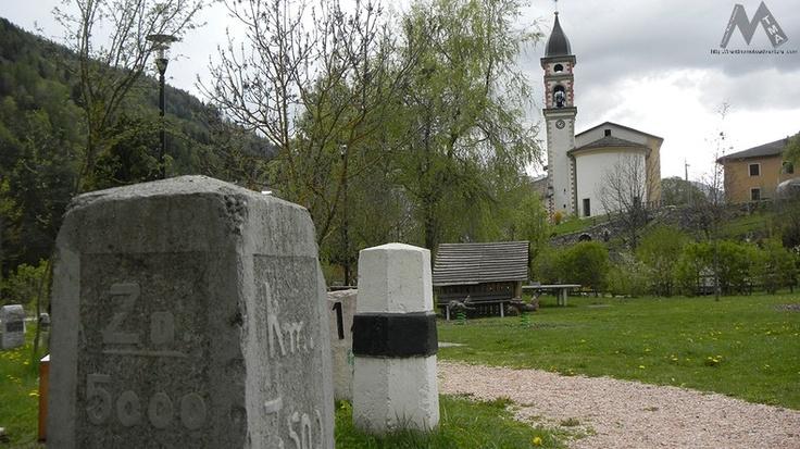 Canezza di Pergine: il Museo del Paracarro ..un museo molto particolare a pochi km da Trento
