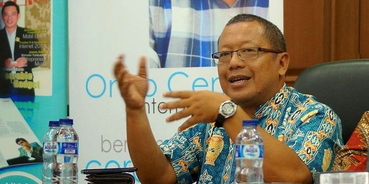 Onno Widodo Purbo Says About End Of The Day Internet In Indonesia