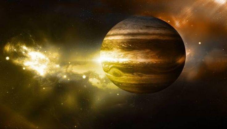 Ο πλανήτης Δίας από πολύ κοντινή απόσταση - Ξεκάθαρη φωτογραφία από την ΝASA (φωτό)