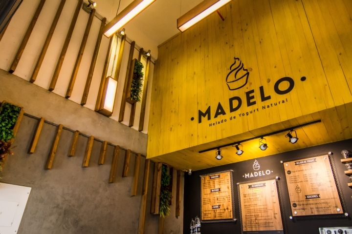 Madelo frozen yogurt shop by Blaster, Medellín – Columbia » Retail Design Blog