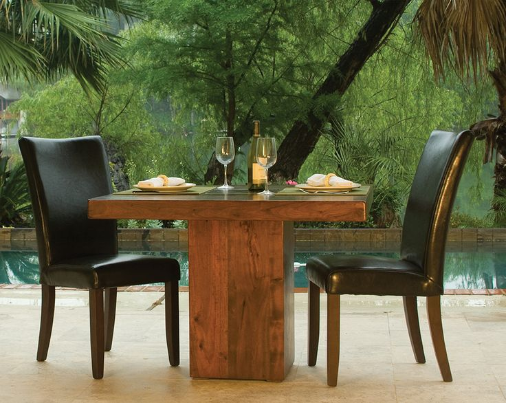 This handmade contemporary collection made from solid Acacia mixes traditional carpentry with fresh design concepts.