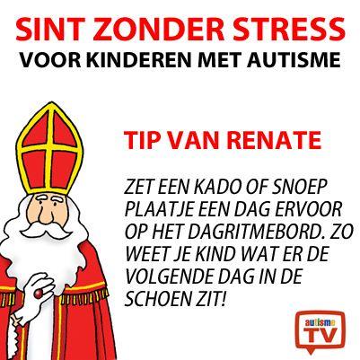Sint zonder Stress Tip