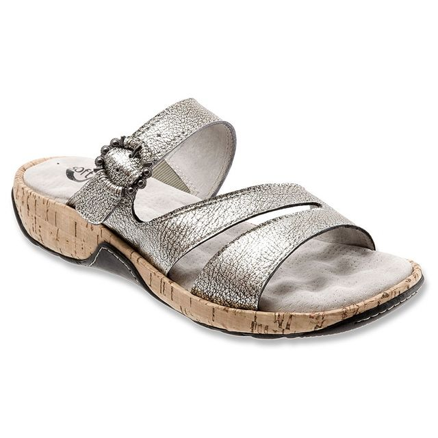 These street savvy sandals feature a bevy of straps and a buckle closure to  find the right fit. Softwalk's patented eggcrate footbed provides ample ...