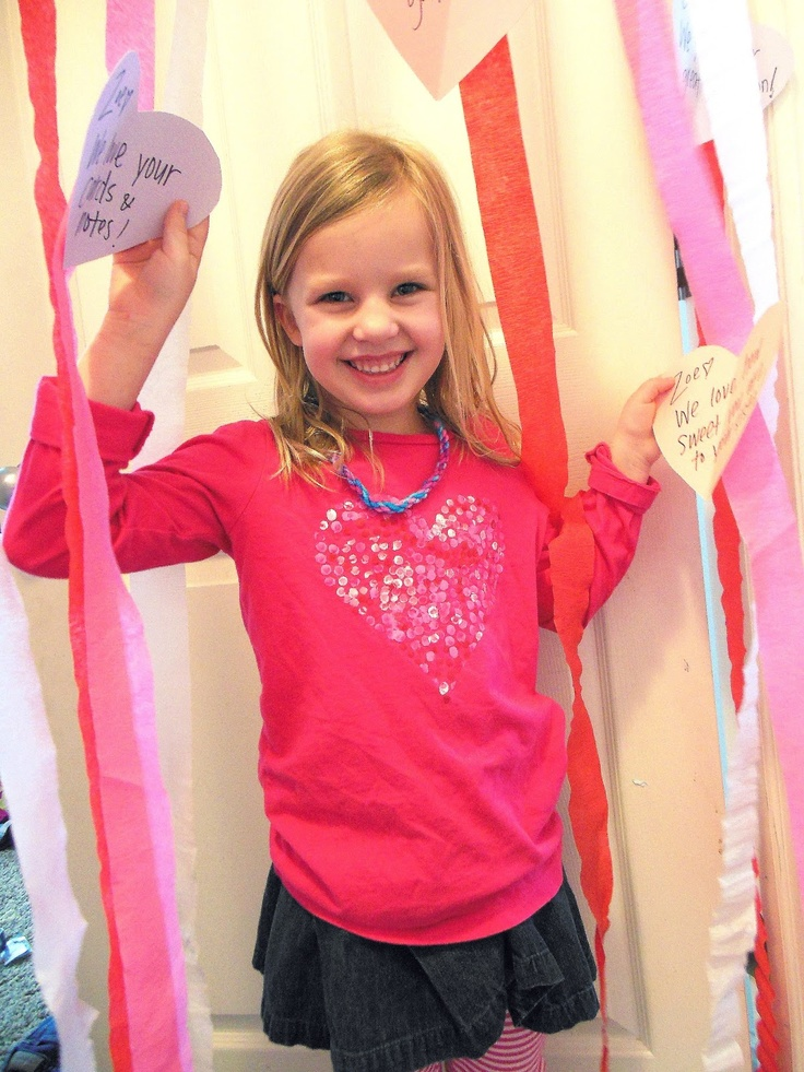 Hazel and company fun things to do with the kiddos to for Cool things to do on valentine s day