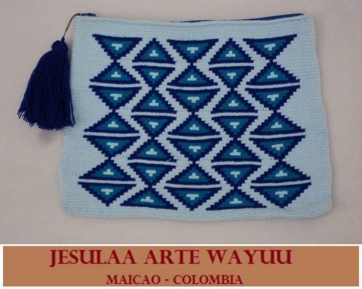 Clutch Wayuu.