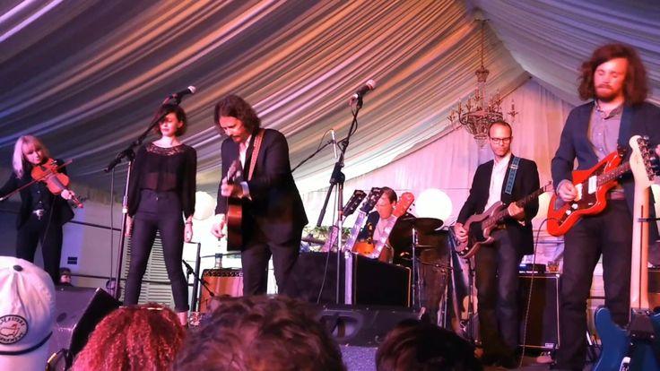 John Paul White and Lera Lynn - Stop Draggin' My Heart Around