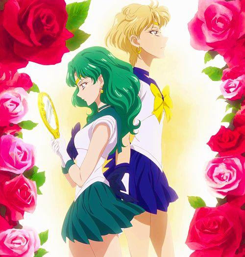 Sailor Neptune and Sailor Uranus, Sailor Moon Crystal season 3 ED