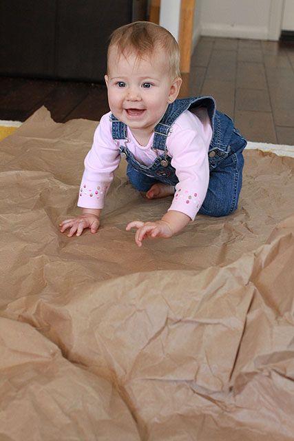 5 Fun Sensory Games for Infants