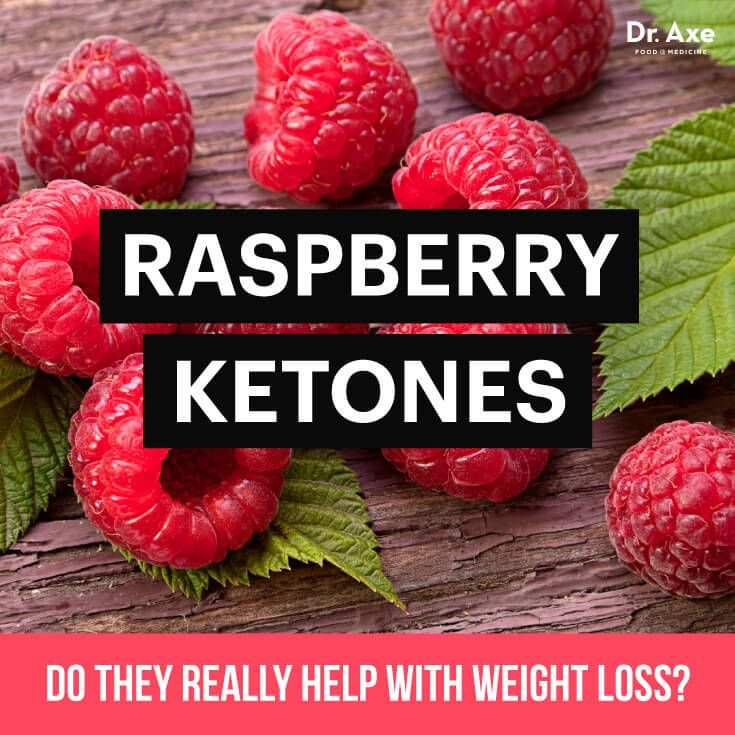 Raspberry ketones - Dr. Axe