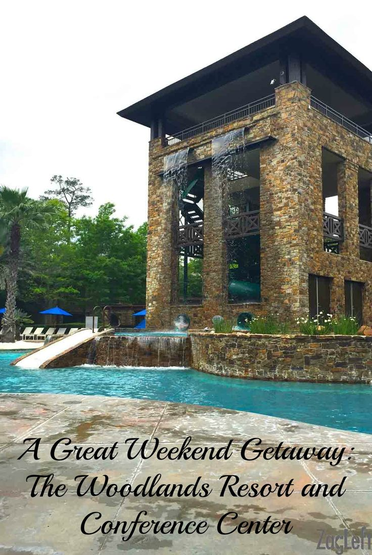A Great Weekend Getaway: The Woodlands Resort and Conference Center in The Woodlands, Texas | www.zagleft.com