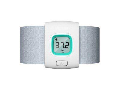 Интеллектуальный термометр для детей iTerm (голубой)