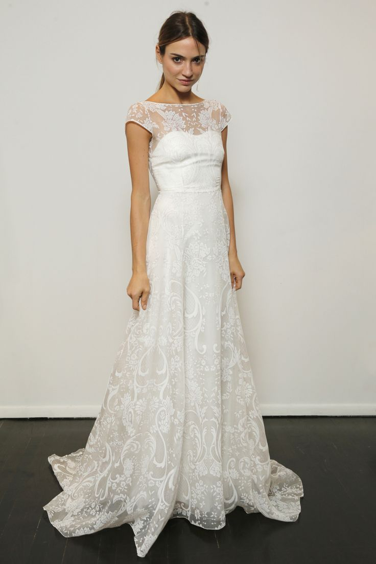 Temperley bridal fall 2016 temperley wedding dress and for Alice temperley wedding dresses