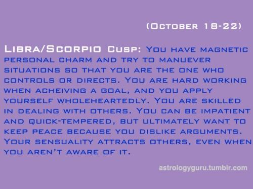 Compatibility of libra woman and scorpio man