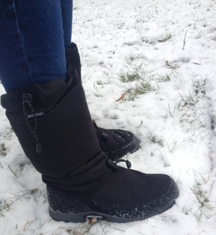 Baffin Winter Boots For Kids and Adults {Review}