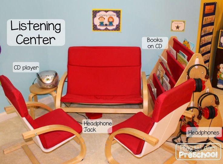 Centro de audição! Boa ideia