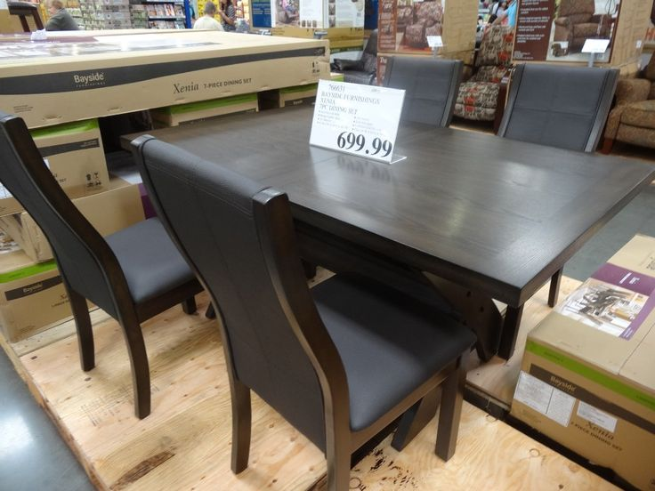 Costco Kitchen Table And Chairs The, Costco Furniture Dining Room Chairs