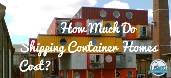 How much do shipping container homes cost blog cover shipping container homes pinterest ships - How much does a shipping container home ...