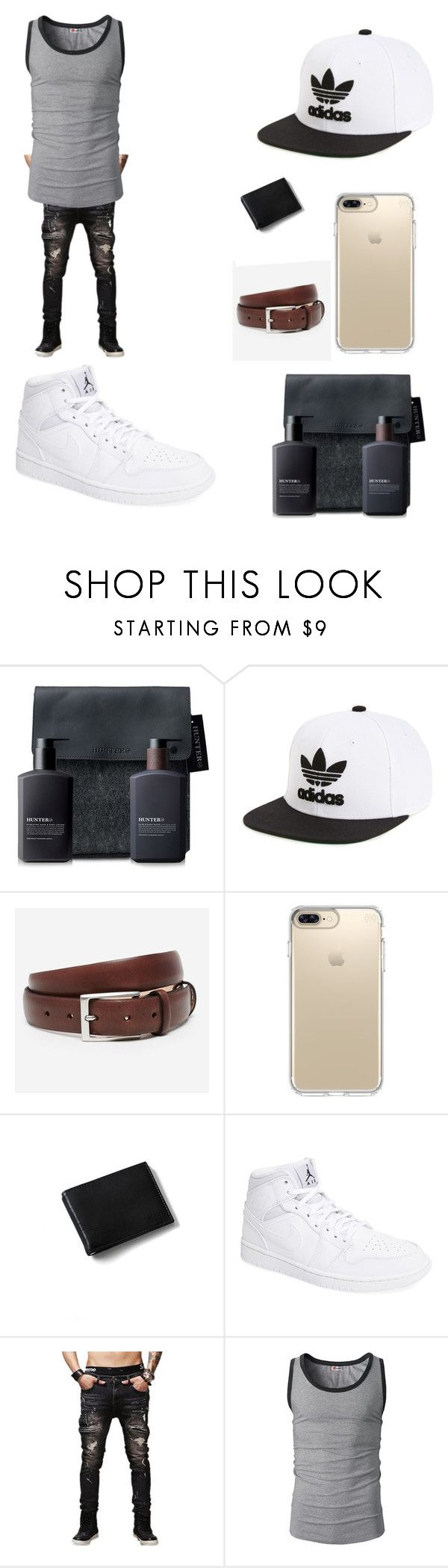 """men's night out"" by babygirl980 ❤ liked on Polyvore featuring 21 Men, adidas Originals, Bonobos, Speck, Lands' End, NIKE, men's fashion and menswear"