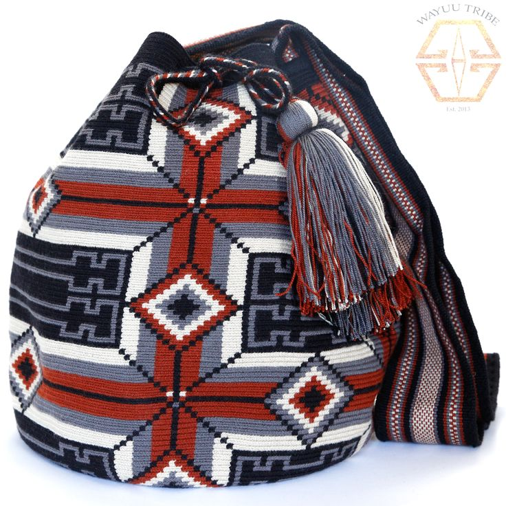 NEW Wayuu Tribe Bags! Hold Tight! New Collection will be added this Evening Sunday April 12th. First come first serve. #Handmade #wayuubags #wayuu www.wayuutribe.com