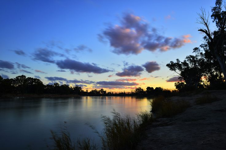 Our beautiful Murray River, Riverland South Australia.