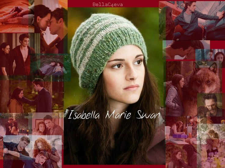 Isabella Marie Swan Mirage made by BellaC4eva