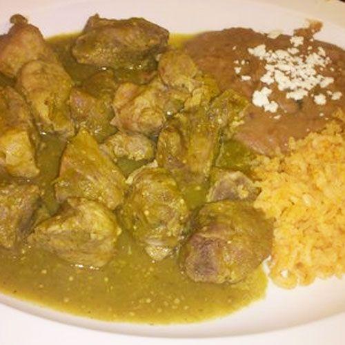 Steak in Green Sauce | Bistec en salsa verde | Recetas Mexicanas