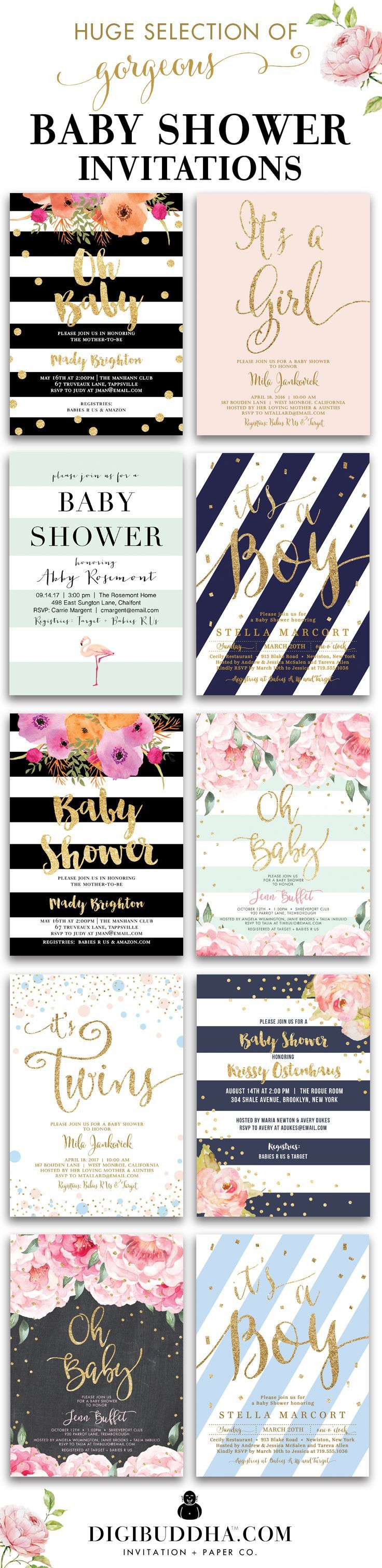 The 25 best Twin boy and girl baby shower ideas on Pinterest